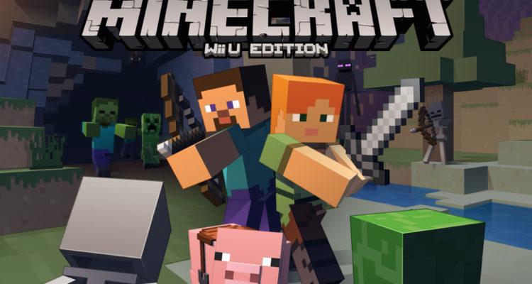 Minecraft: Wii U Edition estará fuera de servicio mañana por mantenimiento de red