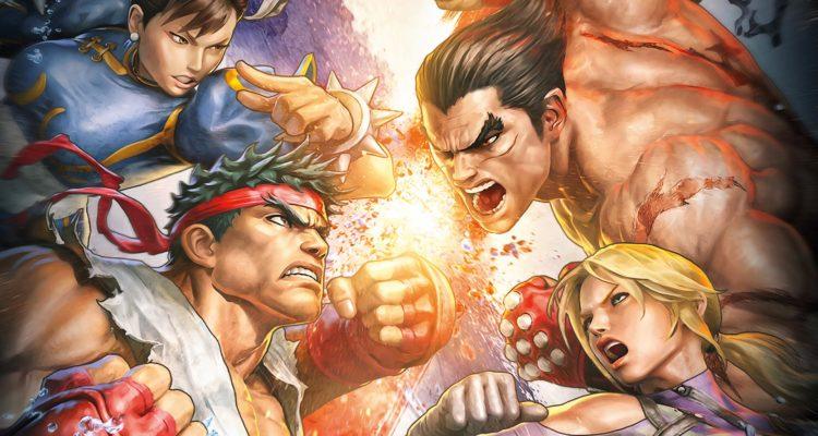 Tekken x Street Fighter está actualmente en espera