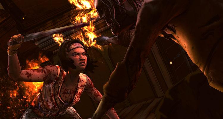 El episodio final de The Walking Dead: Michonne debuta el 26 de abril