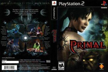 El título clásico Primal del PS2 llega al PS4 este martes