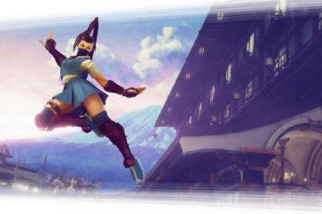 Capcom le da la bienvenida a Ibuki en Street Fighter V