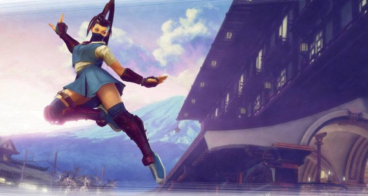 Capcom welcomes Ibuki to Street Fighter V