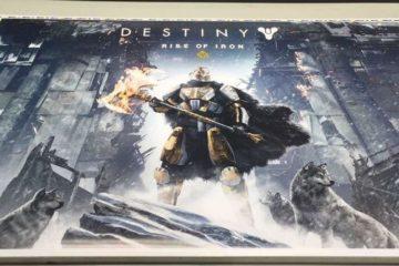 Poster filtrado muestra que Rise of Iron es el siguiente DLC para Destiny