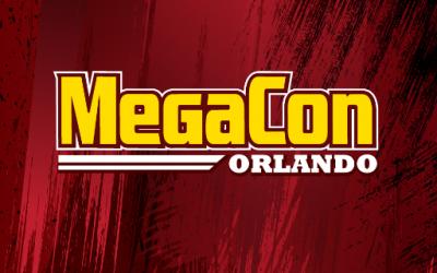MegaCon 2016