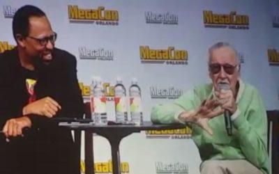 Stan Lee at MegaCon 2016