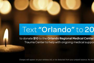 AT&T establece servicio de donación vía texto por la tragedia en Orlando