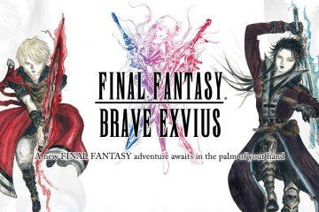 Final Fantasy Brave Exvius alcanza los 5 millones de descargas a nivel mundial