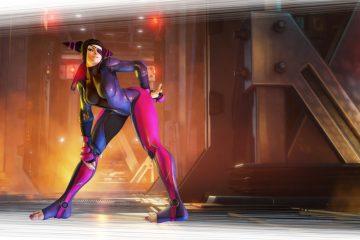 Juri llega a Street Fighter V
