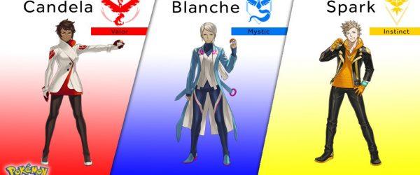 Niantic: Introducing the Pokémon Go Team Leaders