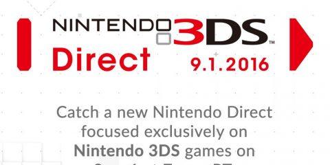 Nintendo 3DS Direct