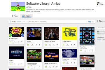 Internet Archive ya ofrece más de 2000 juegos del Commodore Amiga