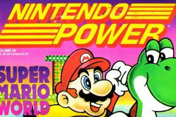 Nintendo retira una colección de Nintendo Power de Internet Archive