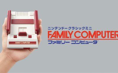 mini Famicom