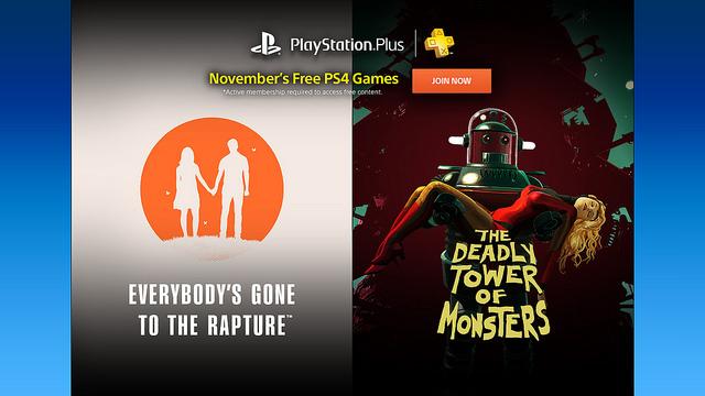 Seis juegos llegan a suscriptores de PS Plus en noviembre