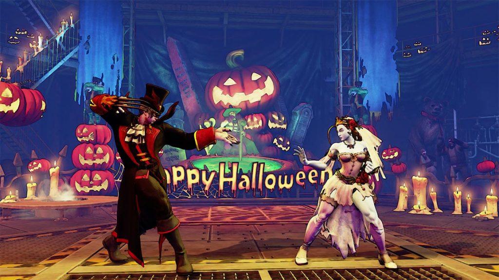 SFV Halloween Costumes