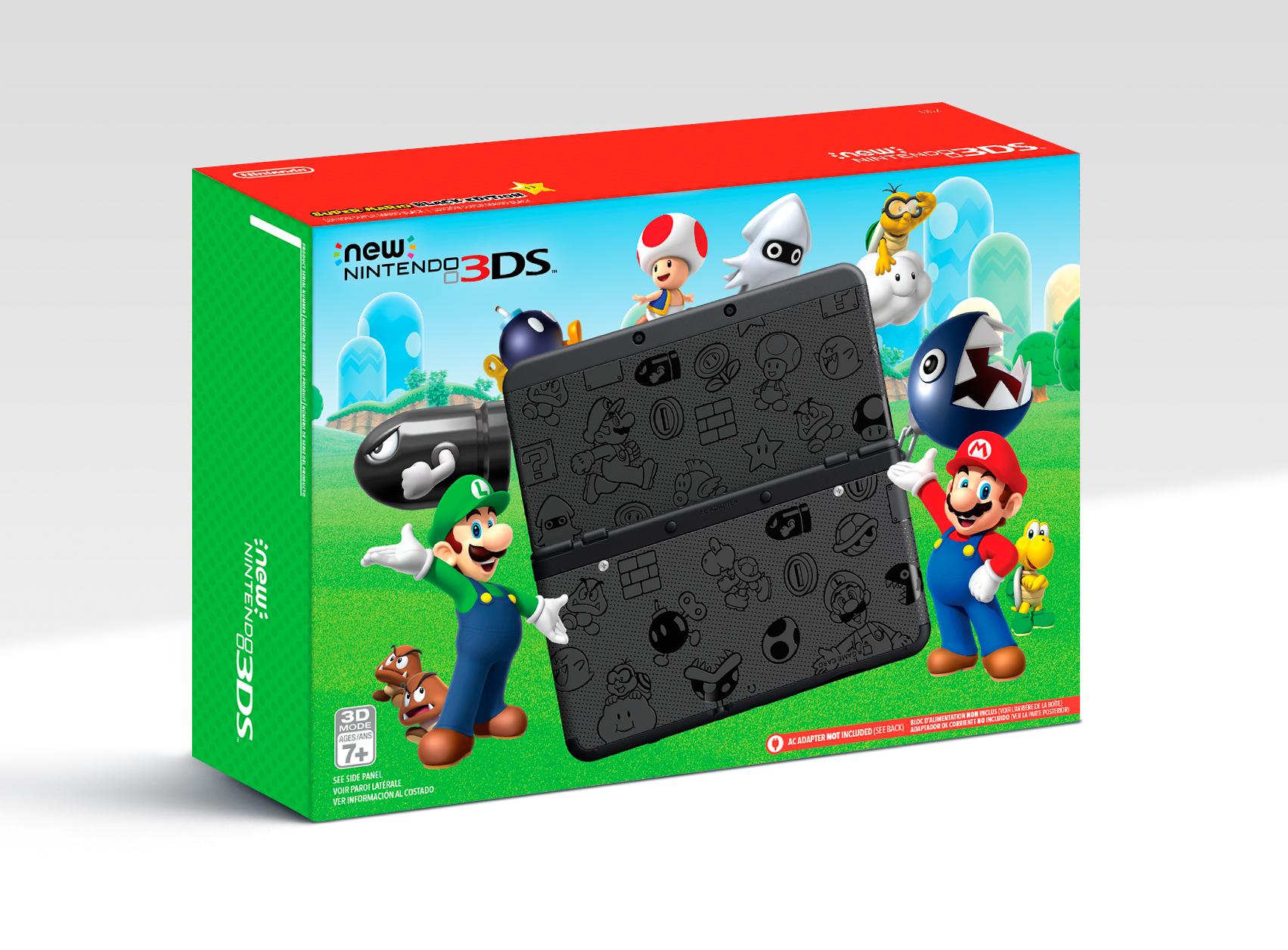 Edición limitada del New Nintendo 3DS