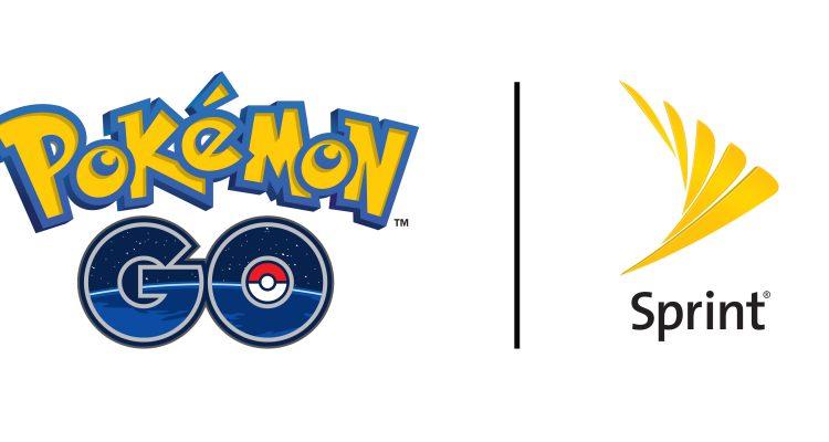 Sprint se convierte en el primer socio estadounidense de Pokémon GO