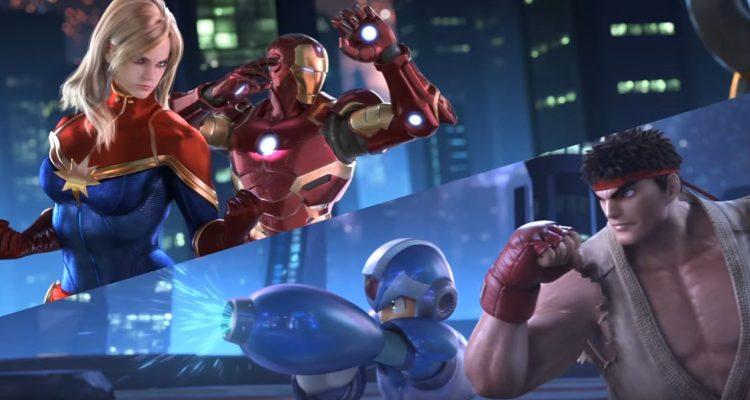 Marvel vs. Capcom Infinite