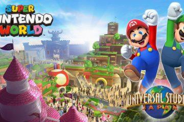 Super Nintendo World / Universal Studios Japón