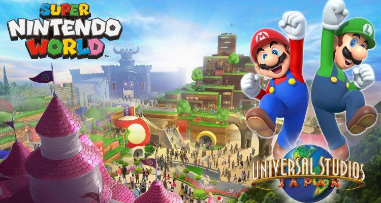Super Nintendo World / Universal Studios Japan
