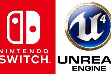 Nintendo Switch & Unreal Engine 4