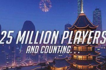 Overwatch ya tiene más de 25 millones de jugadores