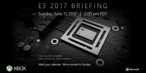 Xbox E3 2017 Media Briefing