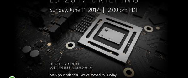 Conferencia de Prensa Xbox E3 2017