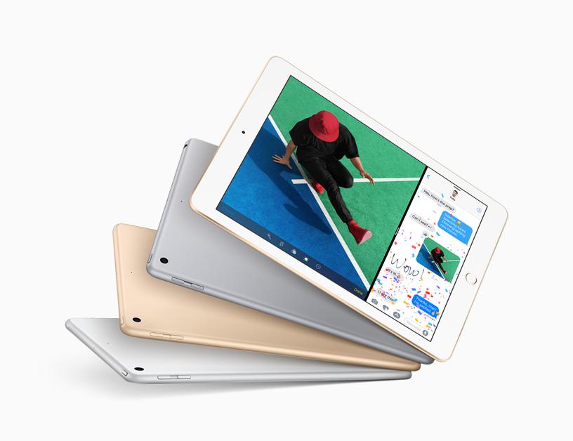 New 9.7-inch iPad with Retina display