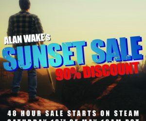 Alan Wake's Sunset Sale