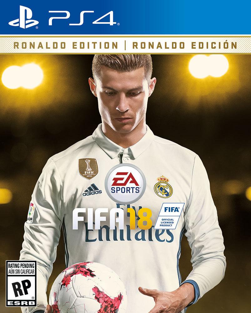 EA Sports FIFA 18