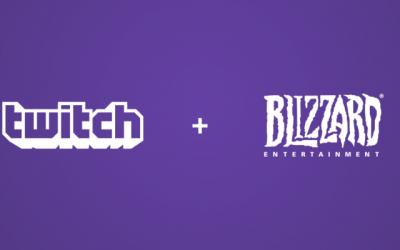 Twitch + Blizzard